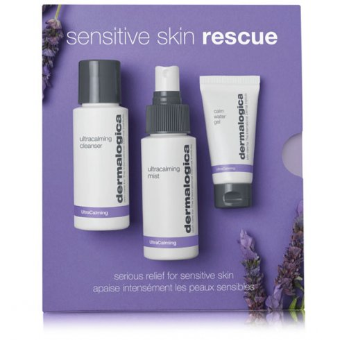 Zestaw Sensitive Skin Rescue