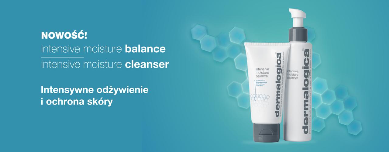 Intensive Moisture Balance + Cleanser